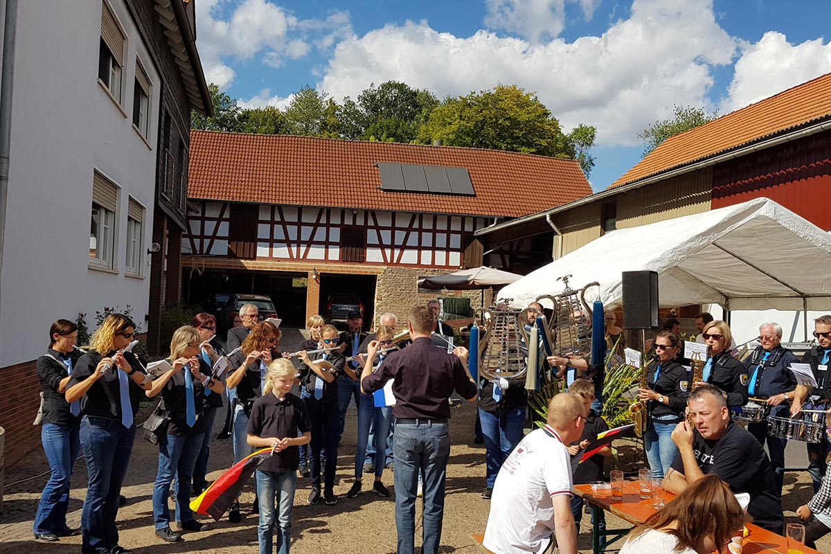 Rapunzelmarkt in Amönau am 26.08.2018